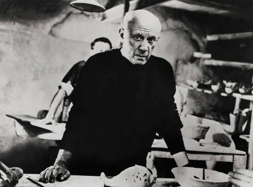 Haute Cuisine: Picasso's Recipes from the Pages of Vogue