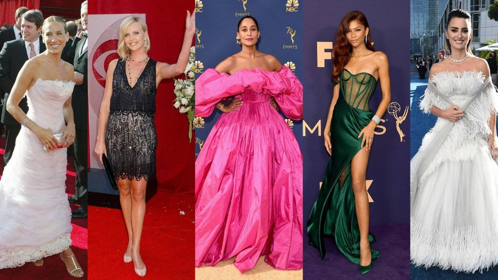 41 Memorable Looks From the Emmys That Stand the Test of Time
