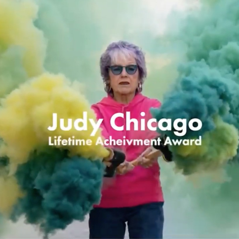 At the 2020 MAD Ball, a Celebration of Artist Judy Chicago
