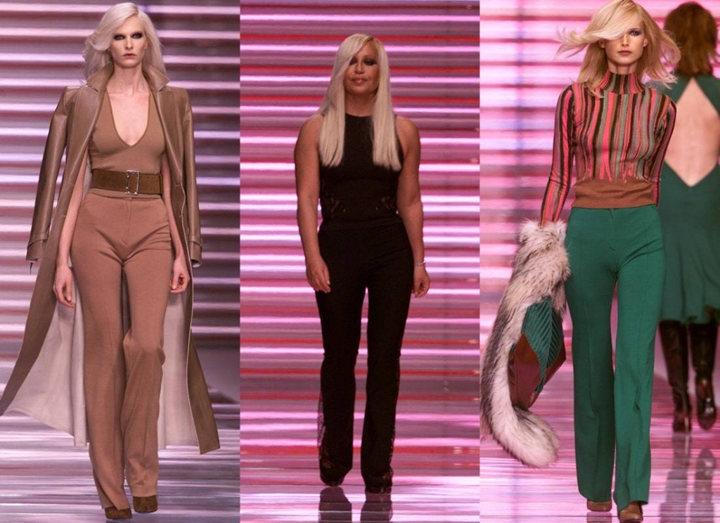 Twinning, the Donatella Versace Way: 13 Times Models Copied the Designer's Glamorous Look