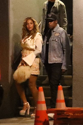 Beyoncé and Jay Z Have Their First Public Post-Baby Date Night