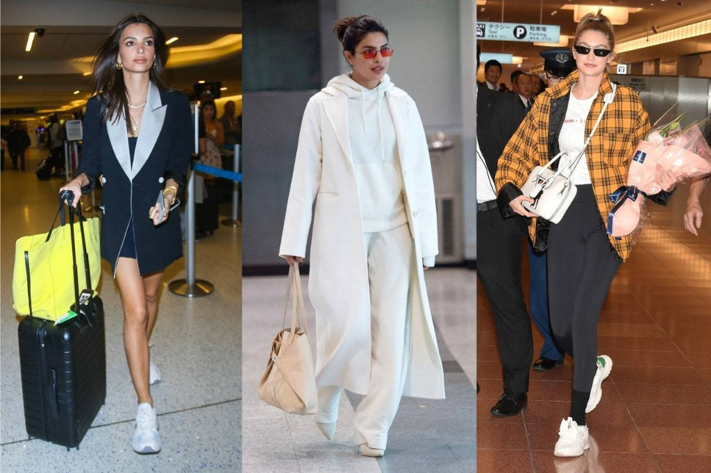 The Top 4 Essential Travel Bags, As Worn by Gigi and Bella Hadid, Priyanka Chopra, and More