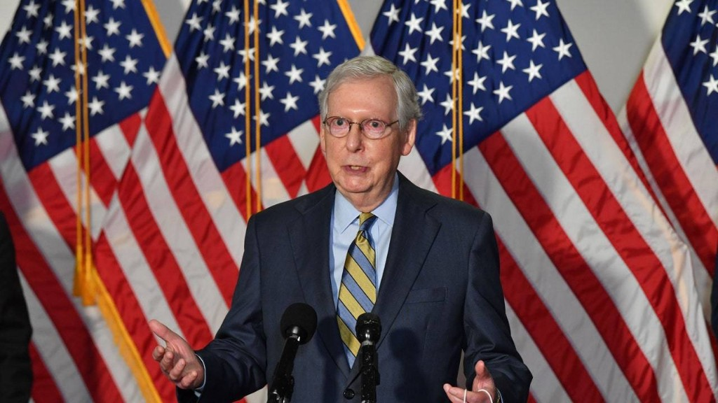 The Mendacity of Mitch McConnell