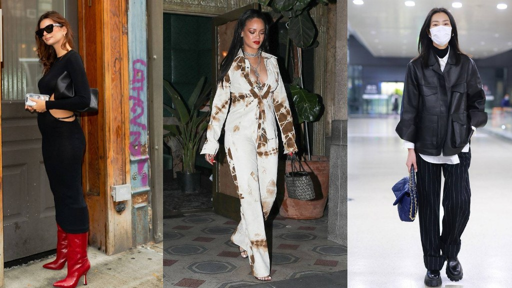 Rihanna, Jennifer Lopez, Michelle Monaghan and More of the Week's Best Dressed