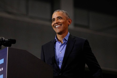 Barack Obama Shares His Annual End of Year List, and As Usual, It's Really Good