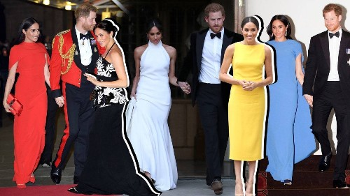 Meghan Markle's Days as a Royal Are Almost Over: A Look Back at Her 25 Best Looks