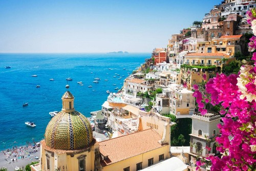 Just Like That, the Wonders of the Amalfi Coast Are Easier to Reach