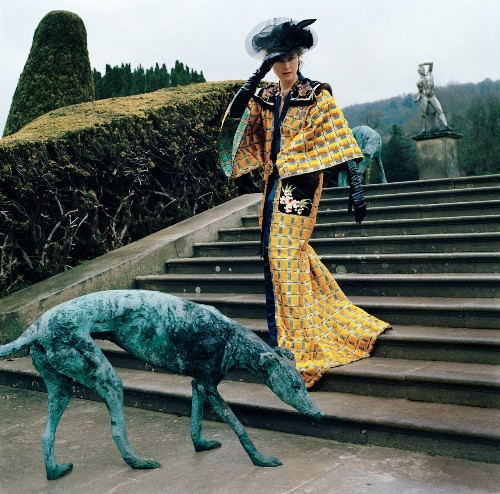 Vogue Explores the Fashionable History of Chatsworth, an English Duke's Legendary Countryside Home