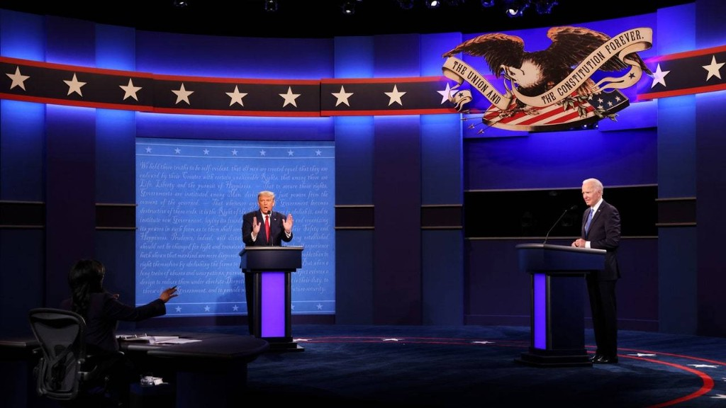 Twitter Made the Absolute Most of the Final Presidential Debate