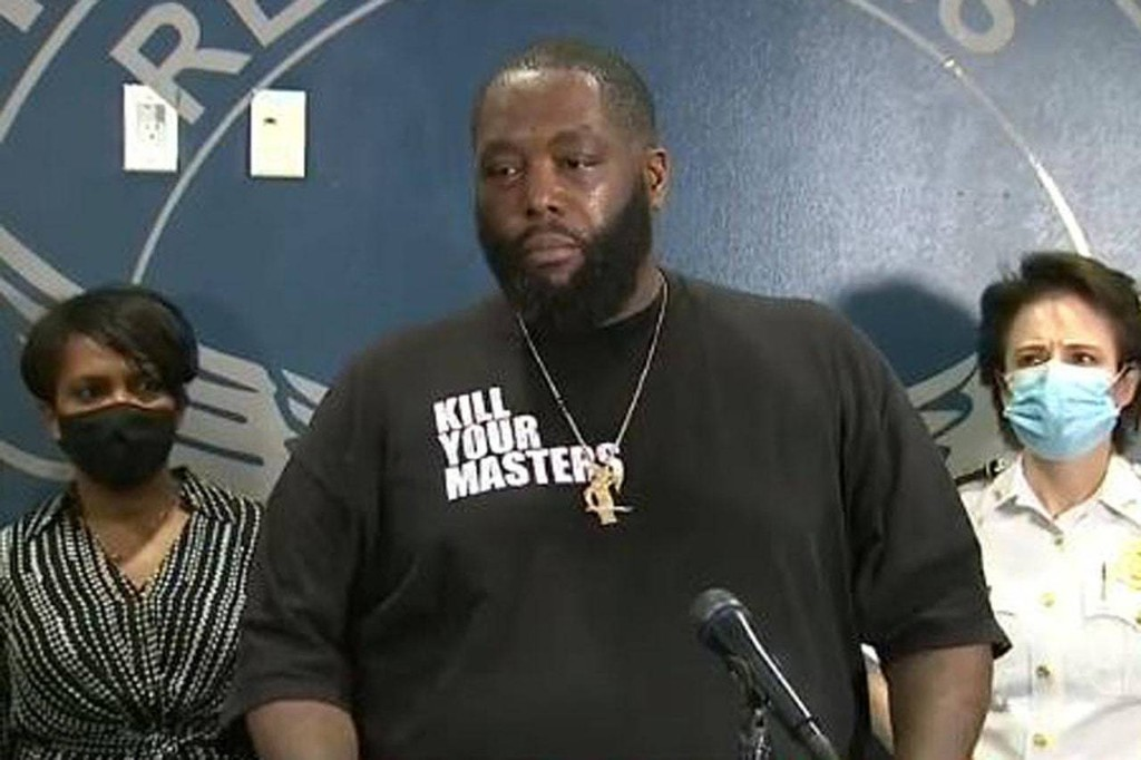 'It Is Your Duty Not to Burn Your Own House Down' – Killer Mike's Powerful Message to Atlanta Protestors