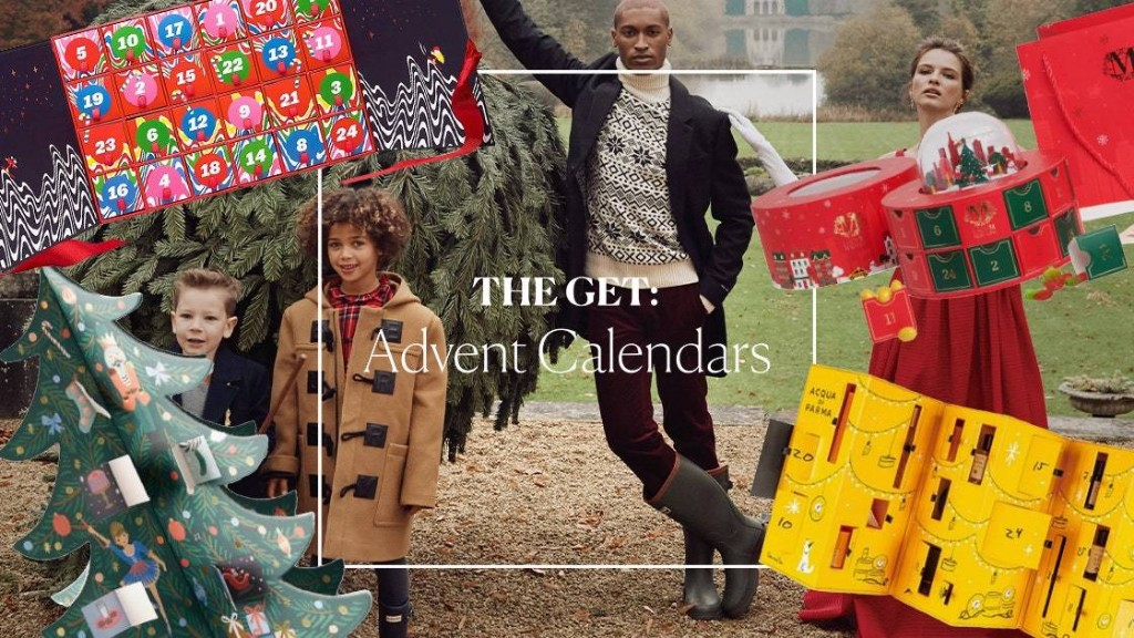 The Ideal Advent Calendar for Everyone on Your List