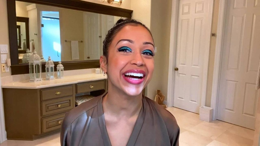 Liza Koshy's Guide to Multi-Masking and Confidence-Boosting Eye Makeup