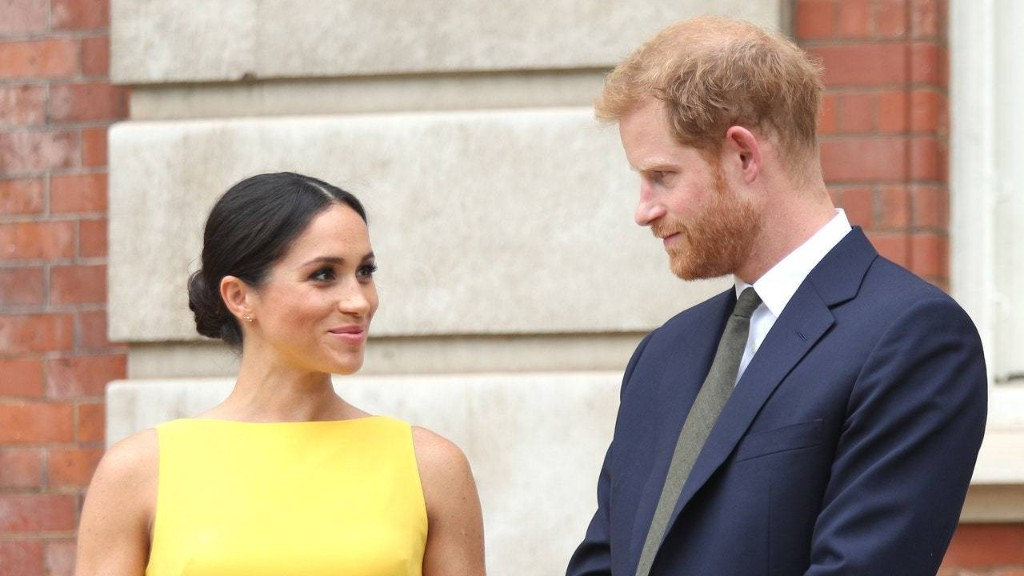 Prince Harry and Meghan Markle Have Some Glamorous New Neighbors