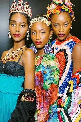Dolce & Gabbana Trades Millennials for Models—And Wins