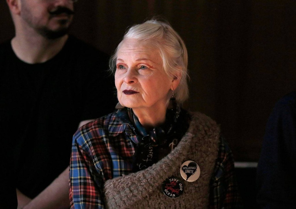 Vivienne Westwood's Unorthodox Advice for Staying Young