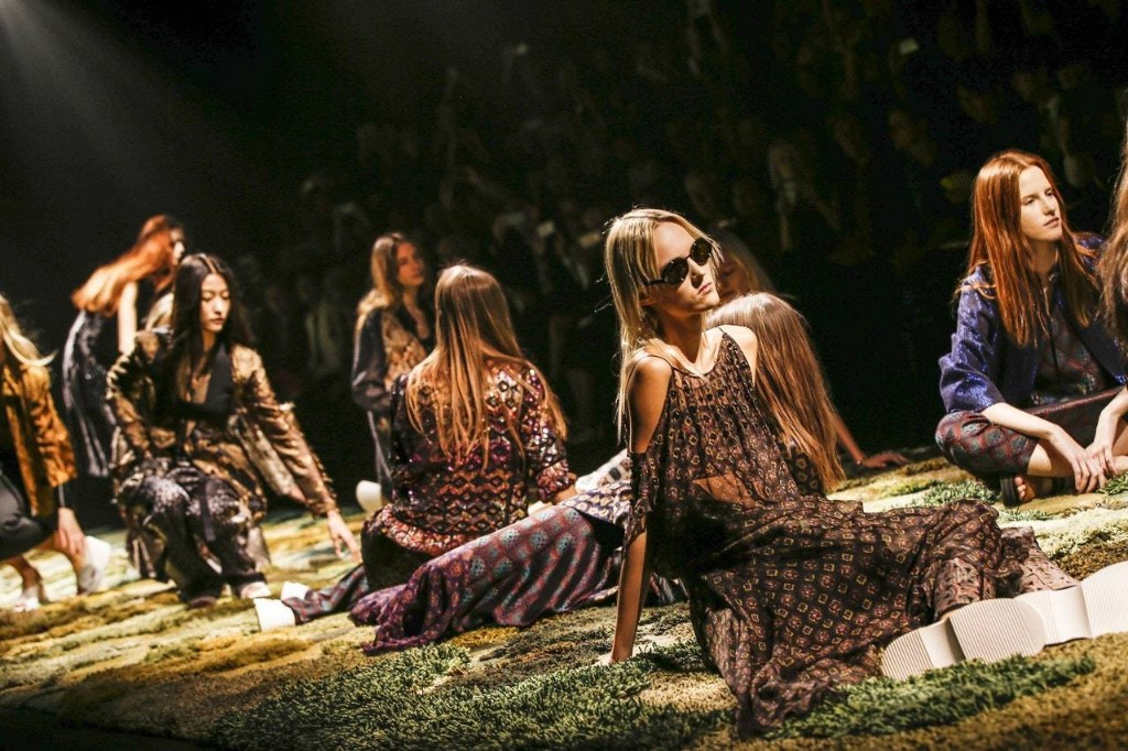 An Ode to Nature—Even When You Can't Go Outside—From Dries Van Noten