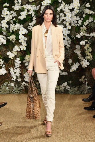 Ralph Lauren Shows Easy Summertime Glamour at His See-Now-Buy-Now Show