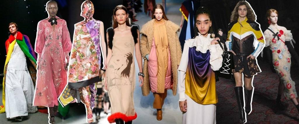 Fashion Week: Fall 2018 Runway Shows cover image