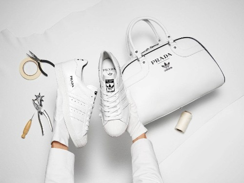 Exclusive: Prada and Adidas Unveil Their Collaboration