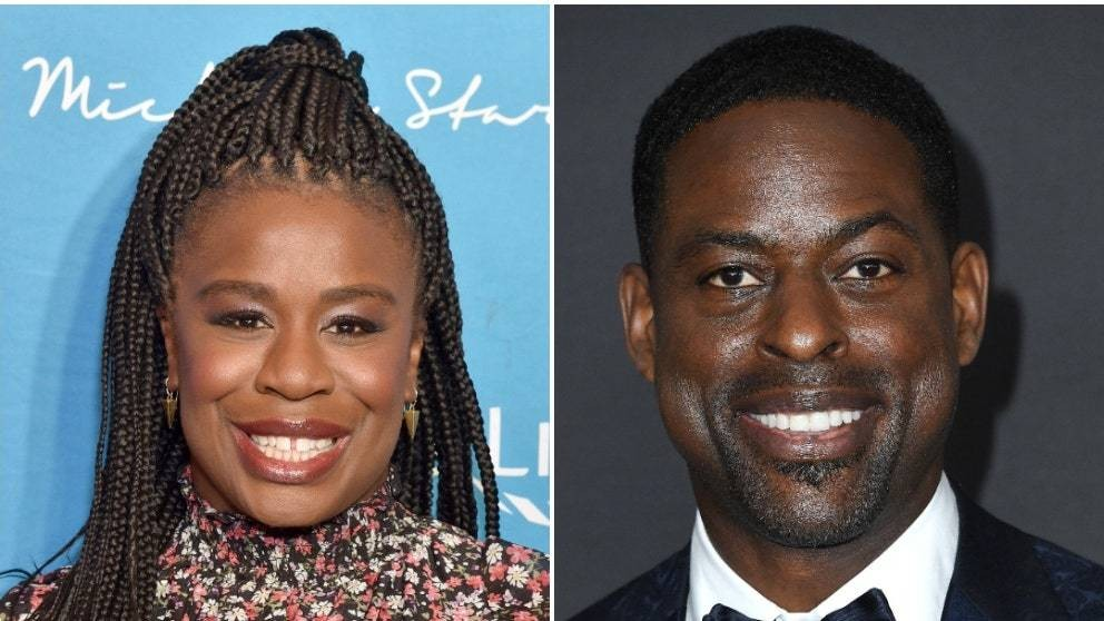 An All-Black 'Friends' Table Read Starring Uzo Aduba and Sterling K. Brown Is Coming Our Way
