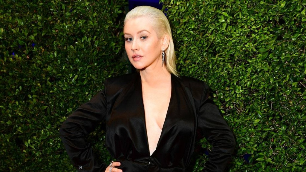 Christina Aguilera Just Revealed a Shocking New Makeunder—And She's Virtually Unrecognizable