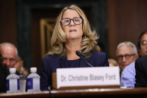 On Dr. Christine Blasey Ford's Indelible Memory, and the Laughter of Men