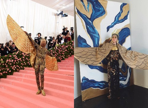 Billy Porter Asks Fans to Re-Create His Met Gala Look—With Impressive Results