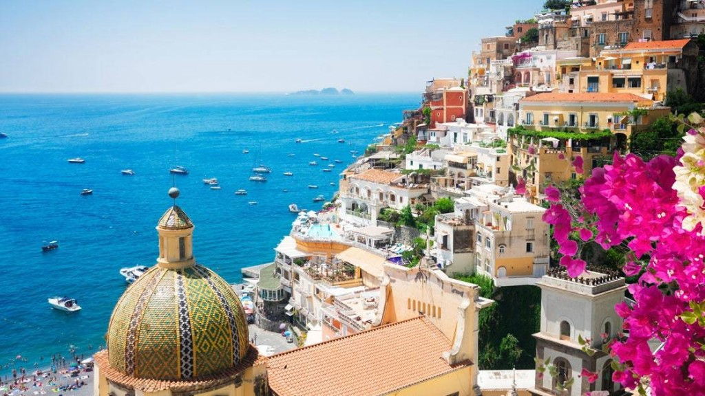The Amalfi Coast Is Now Easier to Reach—Here's Where, Exactly, to Go