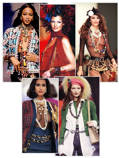 Bijoux accesoires Chanel - cover
