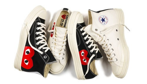 Converse in 25 Collaborations