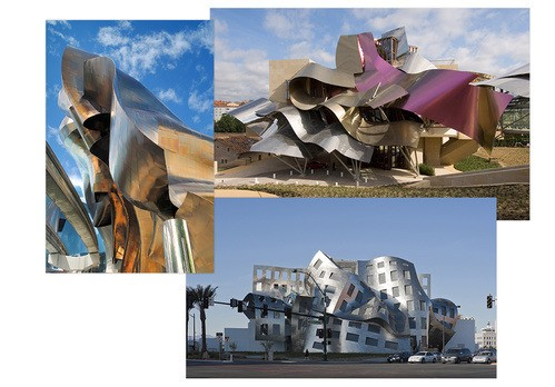 Best of Frank Gehry. - Magazine cover