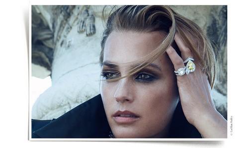 Jewelry - Magazine cover