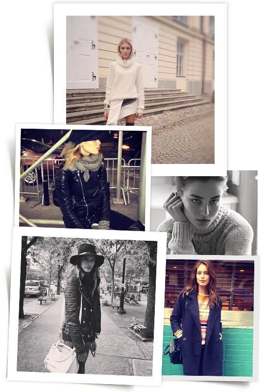 Fashion Inspo : Worldwide - Magazine cover