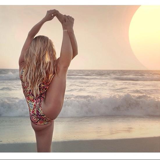 Yoga ☺️ - cover