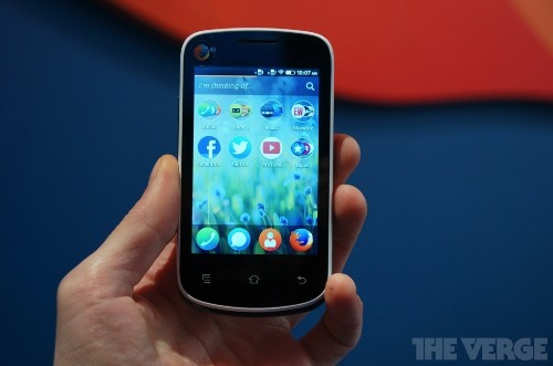The $25 smartphone is as limited as its price suggests