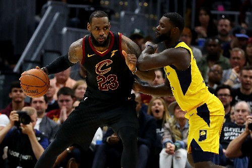 Pacers vs. Cavs 2018 live results: LeBron James and the Cavaliers survive and advance