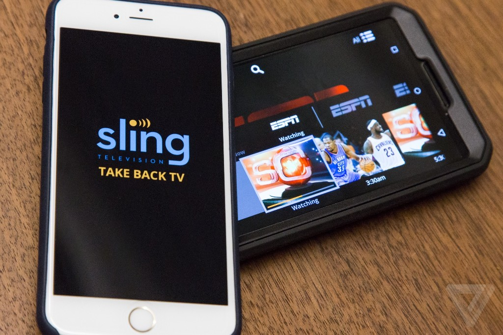 Sling is offering free TV every evening for new customers