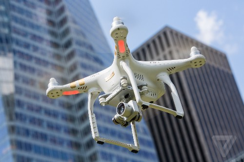 California may ban drones from trespassing over private property