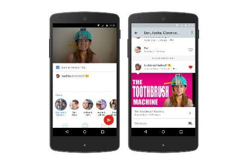 YouTube built a messaging feature into its mobile app