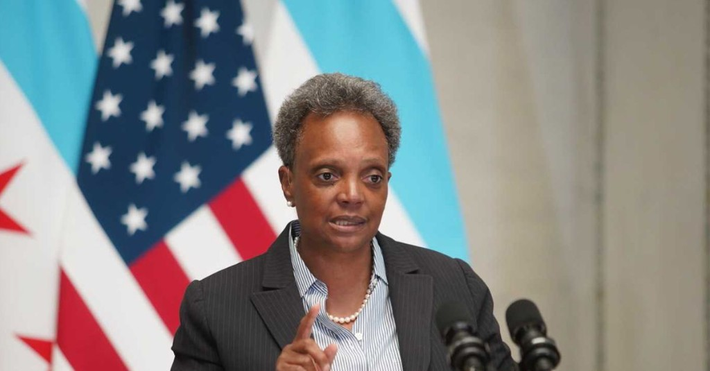 Lightfoot debuts sweeping multiyear plan to combat Chicago violence