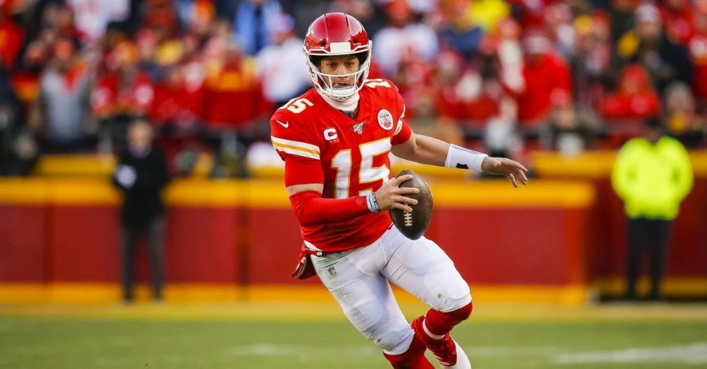 Patrick Mahomes is about to make so, so much money