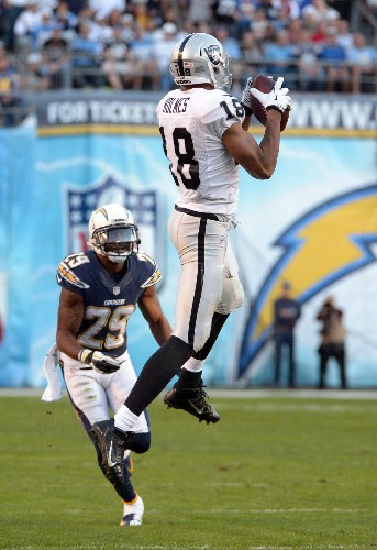 Andre Holmes listed as starter on Raiders depth chart; gaining fantasy relevance