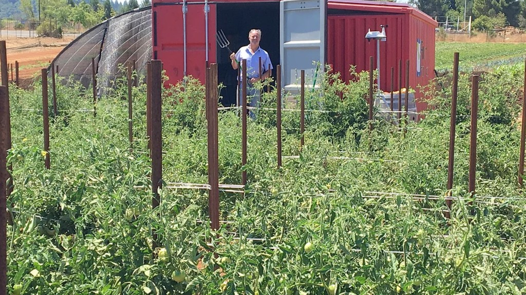 New shipping container kit has all you need to start a small farm