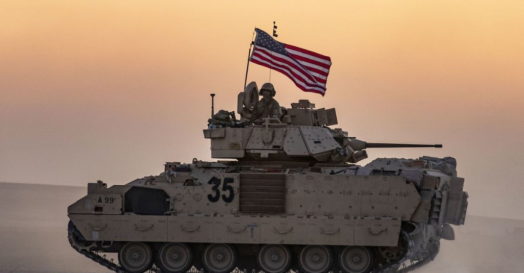 "Trump says the US is ""out of Syria."" But more US troops are heading there."
