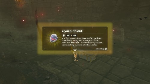 Zelda: Breath of the Wild guide: How to get the Hylian Shield