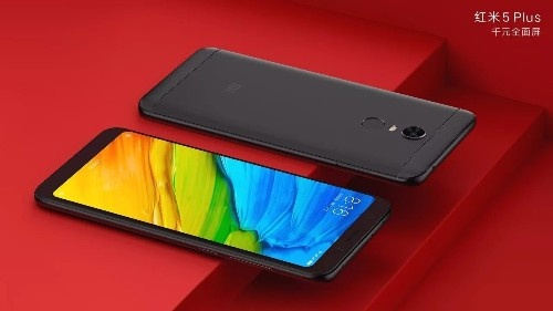 Xiaomi shows off upcoming Redmi 5 and Redmi 5 Plus full-screen smartphones