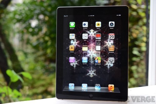 iPad review (4th generation, late 2012)
