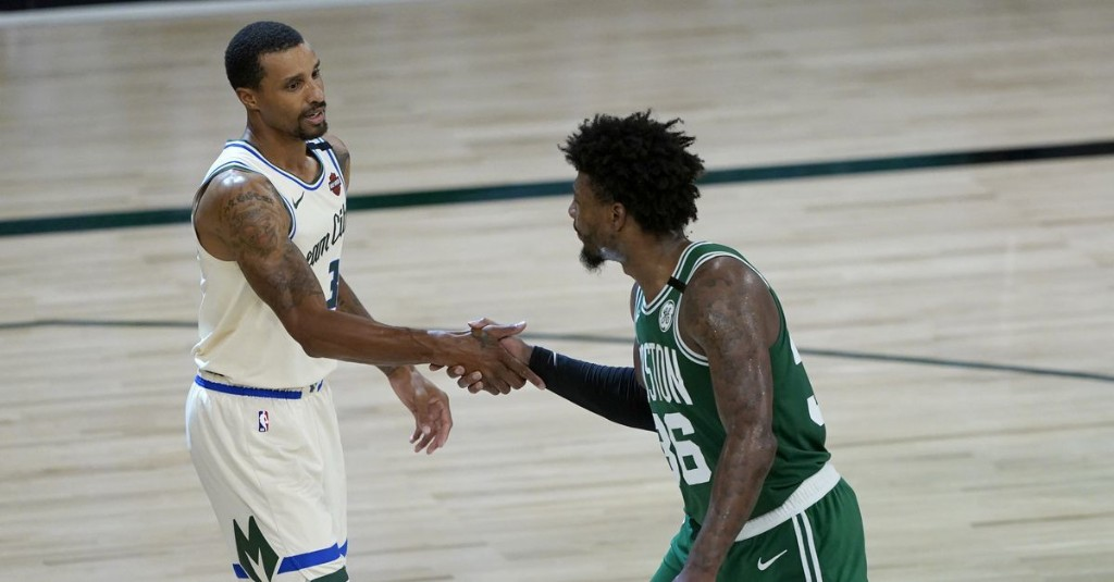 Marcus Smart and Celtics bench find success against Bucks