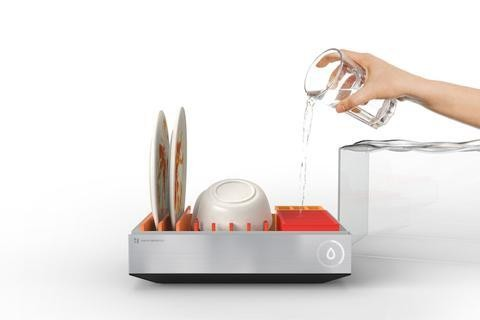 This smart dishwasher can wash your dishes and cook seafood