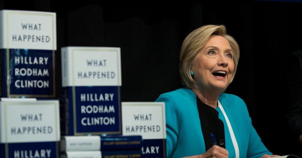"""Hillary Clinton's """"coal gaffe"""" is a microcosm of her twisted treatment by the media"""